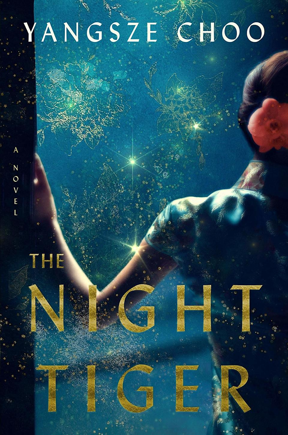 """Set in the 1930s in Malaysia, <em>The Night Tiger</em> opens when 11-year-old houseboy Ren discovers his master has just died. The master's final wish was for Ren to find the man's finger—which he'd lost years before in an accident—so it can be buried with him. If the boy fails to find it, his master will be cursed and his soul will forever wander the earth. Across the district, Ji Lin, an apprentice dressmaker and dance hall girl by night, comes across an item that one of her dance partners has left behind, which sends her on her own adventure. Ren's and Ji Lin's paths soon crisscross as they embark on their journeys. It's a book for fans of <a href=""""https://www.isabelallende.com/"""" rel=""""nofollow noopener"""" target=""""_blank"""" data-ylk=""""slk:Isabel Allende"""" class=""""link rapid-noclick-resp"""">Isabel Allende</a> and for those who love a murder mystery with a beautiful backdrop."""