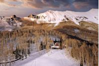<p>There's also a private gate into the Uncompahgre National Forest, perfect for hiking and other outdoor activities.</p>