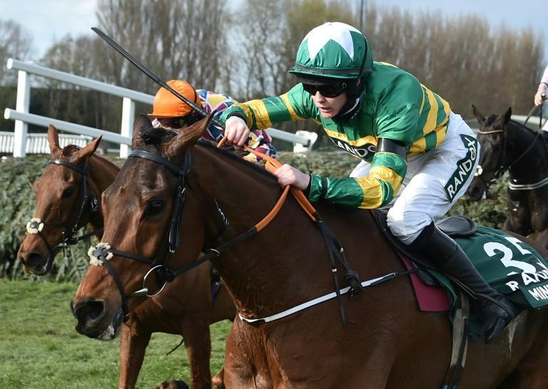 Rachael Blackmore's history making win for women jockeys in the Grand National comes as no surprise to former top rider Katie Walsh who says her mental strength is extraordinary