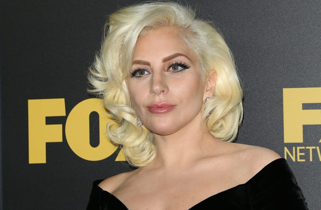 how to get Lady Gaga's hairstyle from the 2016 Golden Globes
