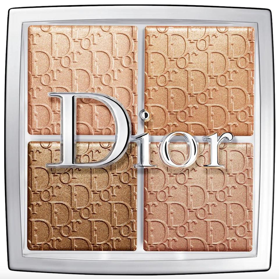 <p>For luminosity that lasts all day, this <span>Dior Backstage Glow Face Palette</span> ($45) is your quintessential must have.</p>