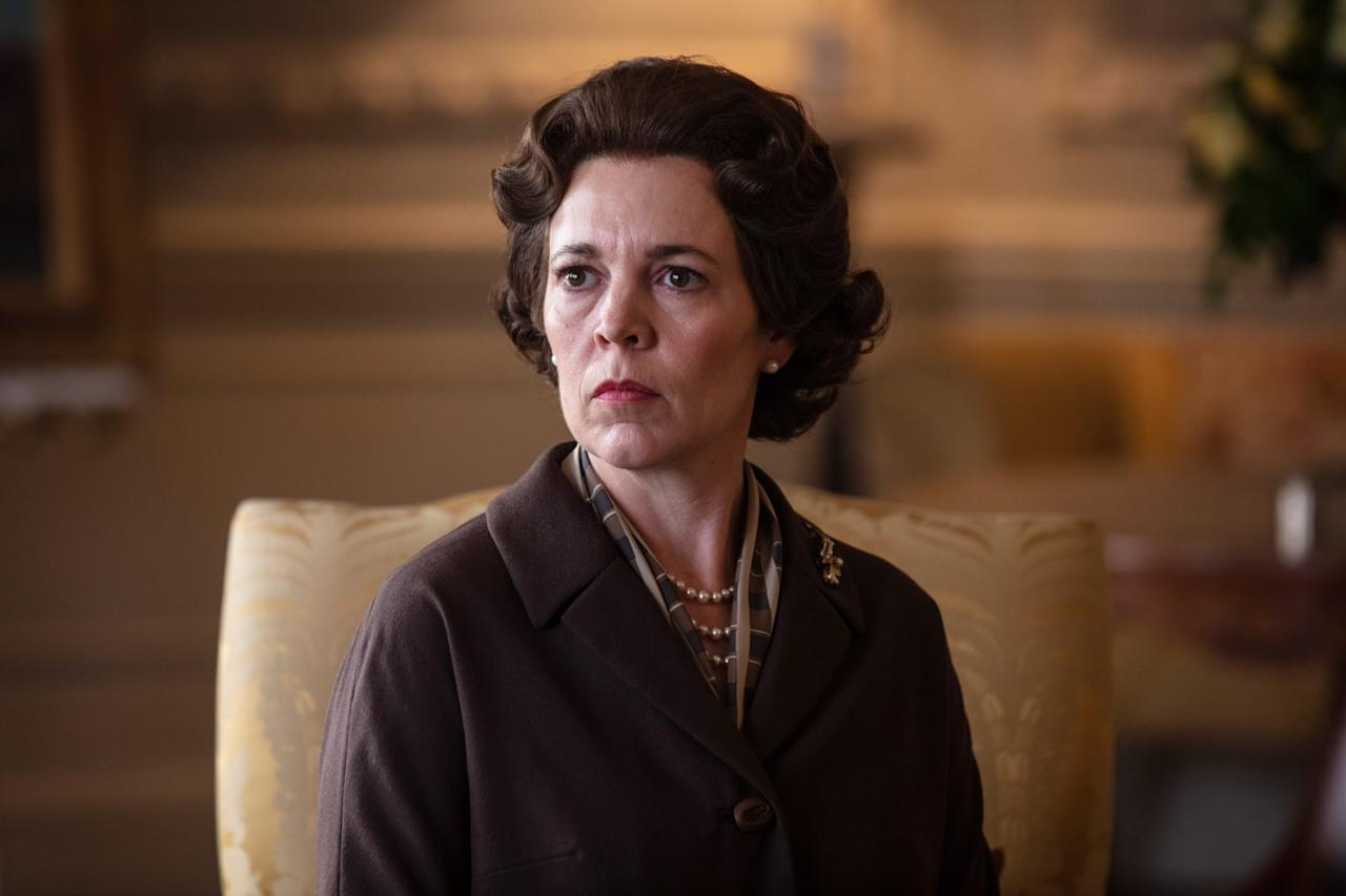 """<p>The third season ends with the Queen <a href=""""https://www.popsugar.com/entertainment/pictures-queen-elizabeth-ii-silver-jubilee-46859286"""" class=""""ga-track"""" data-ga-category=""""internal click"""" data-ga-label=""""http://www.popsugar.com/entertainment/pictures-queen-elizabeth-ii-silver-jubilee-46859286"""" data-ga-action=""""body text link"""">celebrating her Silver Jubilee</a>, for 25 years on the throne. Although she puts on a good face for her subjects, behind closed doors, she's feeling the strain and loneliness more than ever. Almost immediately before her big jubilee celebration, she takes a personal hit when her sister nearly dies, and a professional one when her trusty prime minister Harold Wilson tells her he's resigning soon. </p> <p>In the last moments of the season, she heads out to the Jubilee festivities after a rare heart-to-heart with Margaret, but with a lot weighing on her. Margaret reminds her that she, as the monarch, must always stand above and alone. Elizabeth is fully settled in her role as monarch, but after having to enforce the rules of duty on her own family throughout the season, she's clearly disappearing more and more into the crown.</p>"""