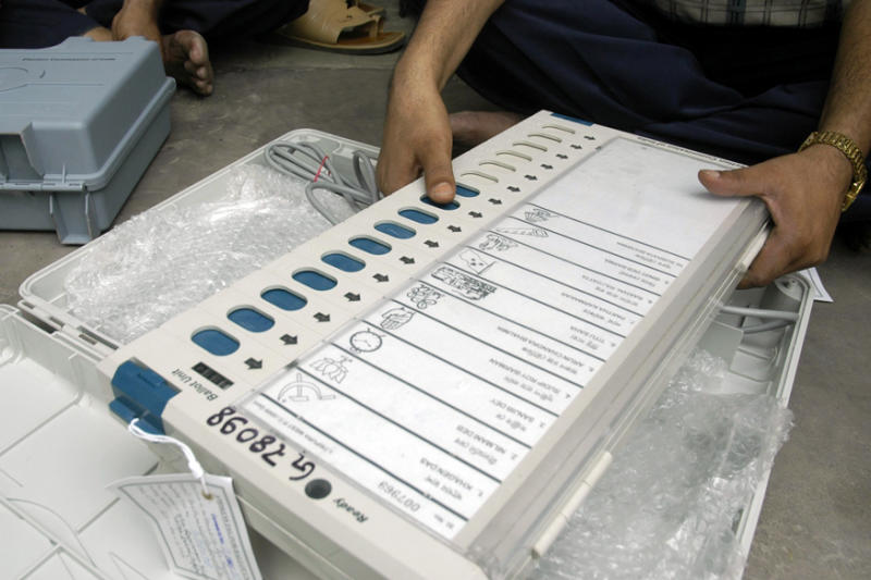 SP-BSP, Congress Fear EVM Tampering, Ask Workers to Guard Strong Rooms Till Counting