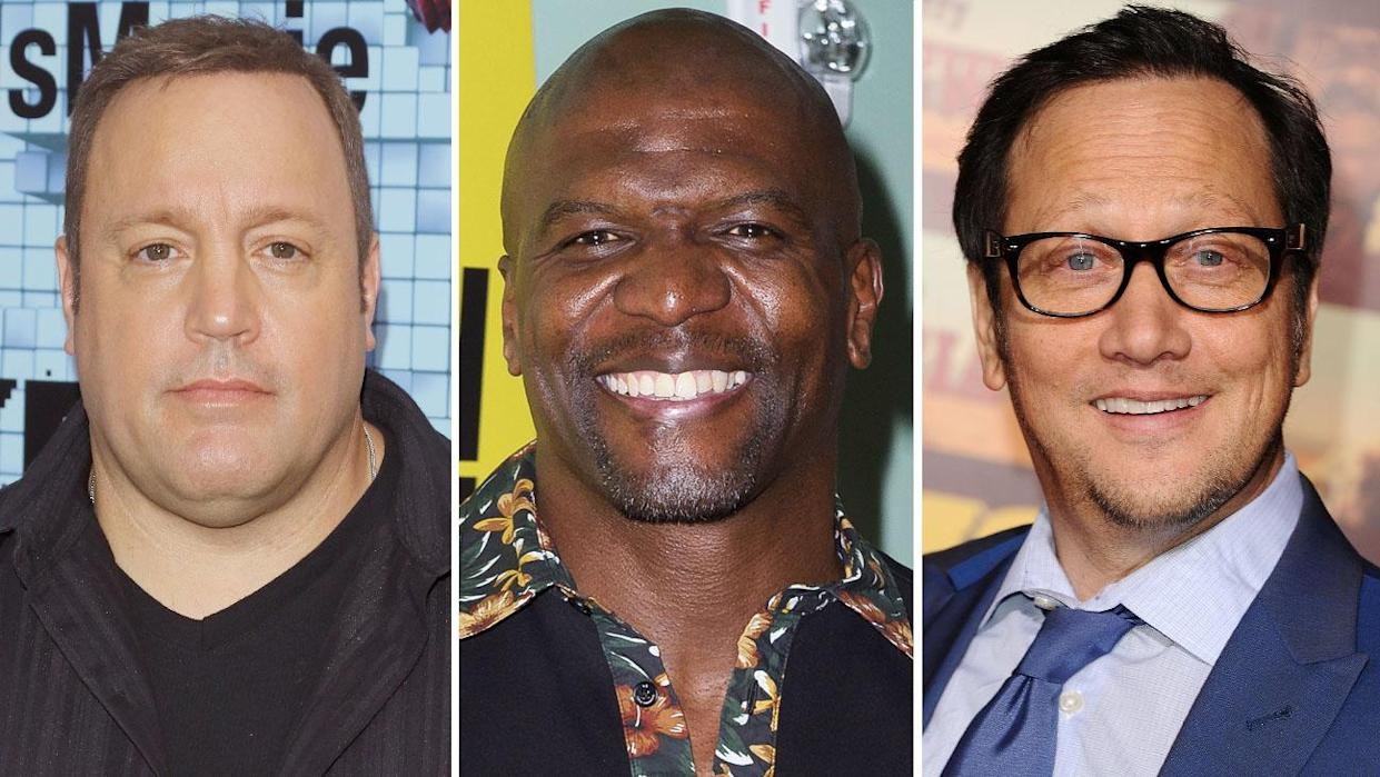 Kevin James, Terry Crews, Rob Schneider Join Adam Sandler's