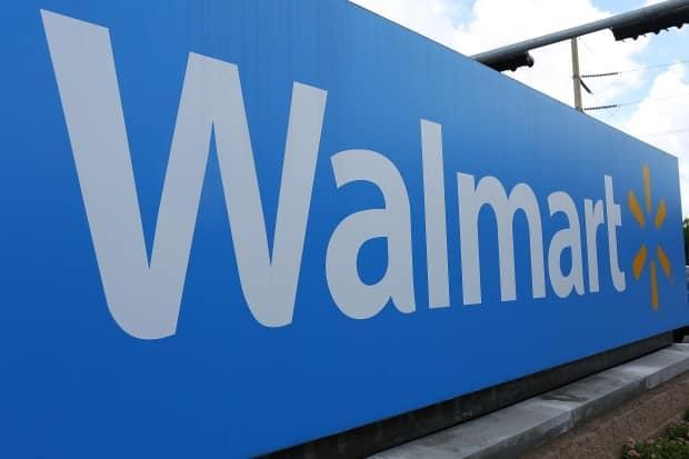 Central Health will hold a clinic Wednesday only for staff at the Walmart store in Gander, N.L.  (Joe Raedle/Getty Images - image credit)