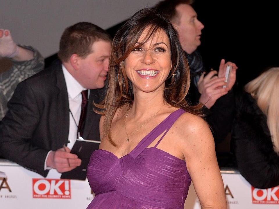 Julia Bradbury has revealed she has been diagnosed with breast cancer (Getty Images)