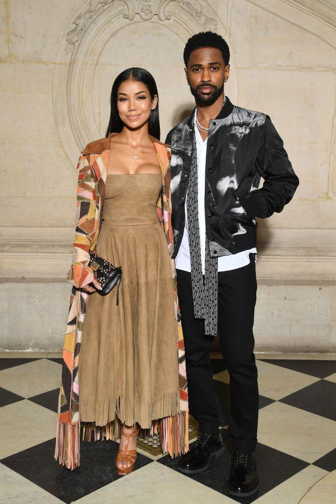 """<p>While it's certainly not a requirement, it doesn't hurt when a romantic relationship has its roots in friendship. And in Jhené Aiko and Big Sean's case, their friendship, established three years before they made things official, was critical to their romance's success. </p><p>In the beginning, circa 2012, the couple had no choice but to maintain a friendship, Jhené told <em><a href=""""https://www.billboard.com/articles/columns/hip-hop/7972924/jhene-aiko-interview-trip-new-album-big-sean"""" rel=""""nofollow noopener"""" target=""""_blank"""" data-ylk=""""slk:Billboard"""" class=""""link rapid-noclick-resp"""">Billboard</a></em> in 2017. When Big Sean was interested in Jhené, she was in a relationship and when Jhené started catching feelings, Big Sean was dating someone else. So, they kept things platonic. They made beautiful music together (literally)—featuring each other on various songs and performing together before making their debut as a musical duo called Twenty88 and releasing an album under the same name.</p><p>Soon enough, however, their fans' wishes became reality and the couple went from just friends to something more in 2016. Jhené described the shift in their relationship: """"Obviously we worked together as well throughout our relationship. We did songs together. And then it just came to a point where it was like, 'I'm single, you're single, we love each other,'"""" she told <em>Billboard. </em>""""We actually already loved each other as people and then it was like, 'Okay, let's just, you know, be together.' So, it was different because of that friendship. That comes first, we're friends before anything. We can bicker like a friendship.""""</p><p>Their friendship is something body language expert <a href=""""https://karendonaldsoninc.com/"""" rel=""""nofollow noopener"""" target=""""_blank"""" data-ylk=""""slk:Karen Donaldson"""" class=""""link rapid-noclick-resp"""">Karen Donaldson</a> says is evident in every move Big Sean and Jhené have made since making their relationship official. Ahead, she breaks down exactly ho"""