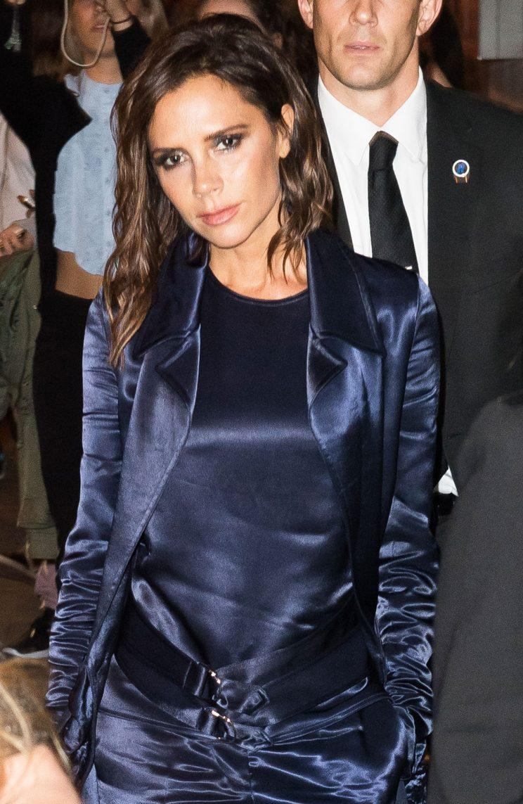 Victoria Beckham spoke to her younger self through a Vogue essay. (Photo: Getty Images)