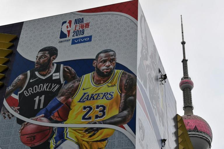 The NBA's lucrative broadcast and merchandise interests in China went into a tailspin in 2019
