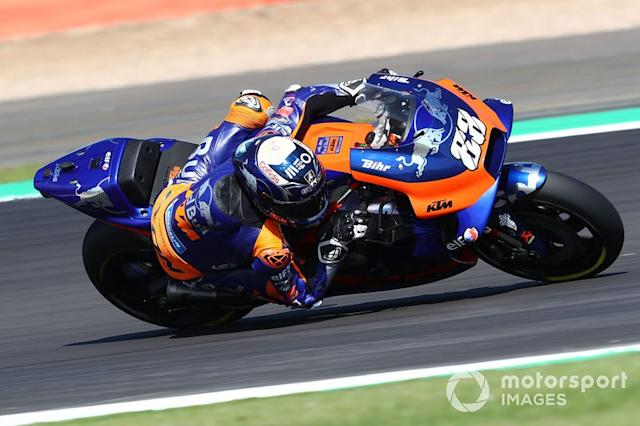 "#88 Miguel Oliveira (2019) - MotoGP <span class=""copyright"">Gold and Goose / Motorsport Images</span>"