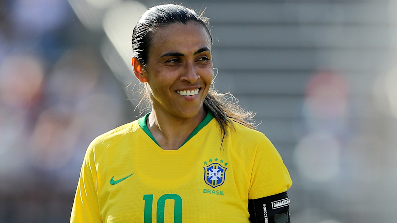'The women's game depends on you to survive' - Brazil's Marta issues plea to the next generation