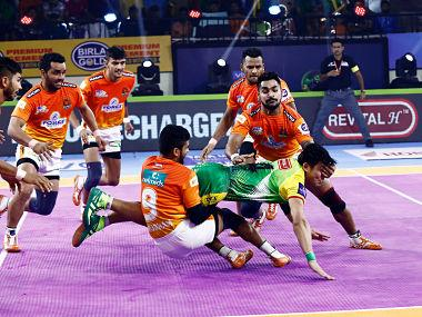 Pro Kabaddi 2019 Highlights, Puneri Paltan vs Dabang Delhi at Ahmedabad: Delhi register narrow win