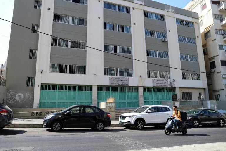 Lebanese state schools have seen an influx of students whose parents can no longer afford private school fees (AFP/Anwar AMRO)