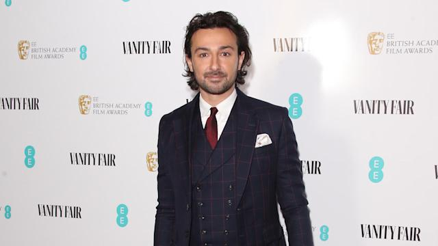 Alex Zane attends the Vanity Fair EE Rising Star Party at The Baptist on January 31, 2019 in London, England.