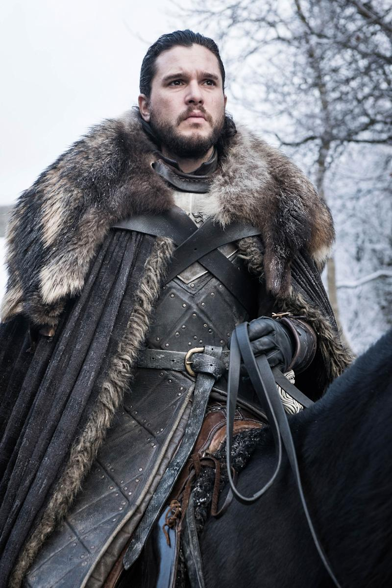 Kit Harrington as Jon Snow. (PHOTO: HBO)