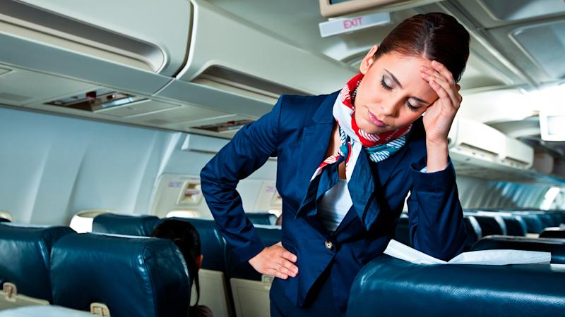 Two-thirds of air cabin crew claim sexual harassment