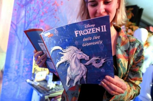 """The first """"Frozen"""" film became the top-grossing animated film of all time, taking in $1.27 billion worldwide"""