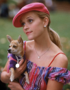 "<p>Pair a hot pink newsboy cap from your local thrift store with a striped blouse for this Elle Woods costume. Bonus points for the addition of a tiny dog.</p><p><strong>What you'll need: </strong><em>Men's Cotton Front Button Flat Cap, $11, amazon.com </em></p><p><a class=""link rapid-noclick-resp"" href=""https://www.amazon.com/Wonderful-Fashion-Cotton-newsboy-Hunting/dp/B075BBW6FR/ref=sr_1_2?c=ts&dchild=1&keywords=Men%27s+Newsboy+Caps&qid=1598893776&refinements=p_n_size_browse-vebin%3A2343359011&s=apparel&sr=1-2&ts_id=2475002011&tag=syn-yahoo-20&ascsubtag=%5Bartid%7C10065.g.28677600%5Bsrc%7Cyahoo-us"" rel=""nofollow noopener"" target=""_blank"" data-ylk=""slk:SHOP NOW"">SHOP NOW</a> </p>"