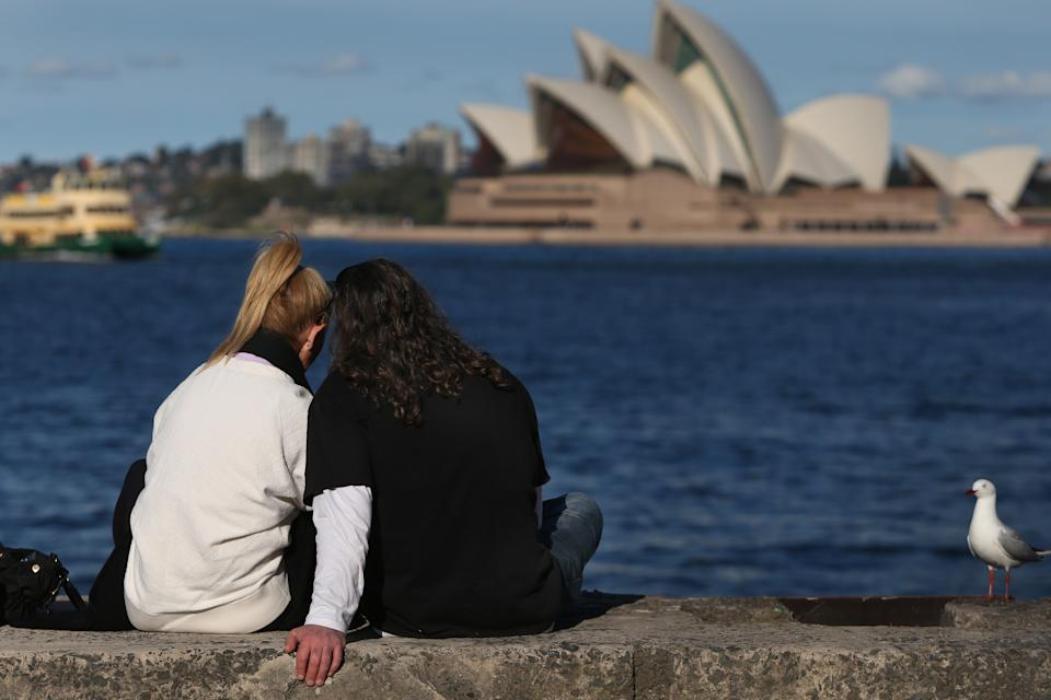 People will be able to nominate one person for a bubble arrangement in Sydney Covid lockdown.