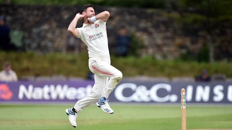 James Anderson Expects to Be Fully Fit Before Ashes