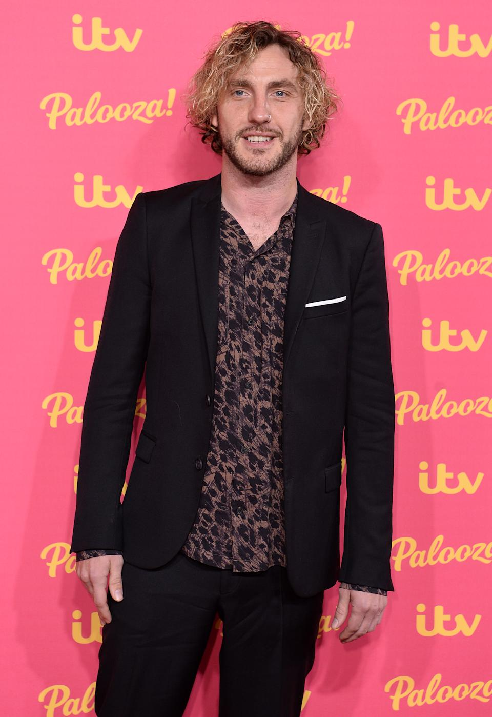 Seann Walsh attends the ITV Palooza 2019 at the Royal Festival Hall on November 12, 2019 in London, England. (Photo by Jeff Spicer/Getty Images)
