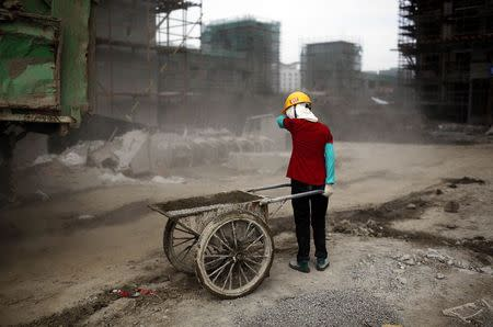 China's slowdown spells trouble for migrant workers' pensions