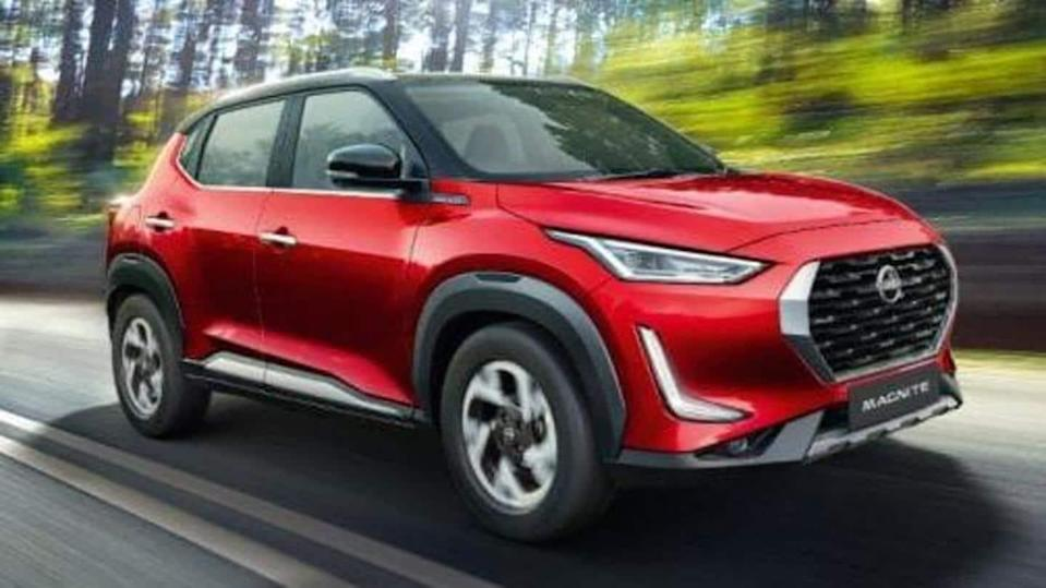 Ahead of Indian launch, prices of Nissan Magnite SUV leaked