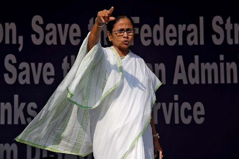 BJP is the Biggest Pandemic: Mamata Banerjee Slams 'Evil Force' for Trying to Flare Up Tensions in Bengal