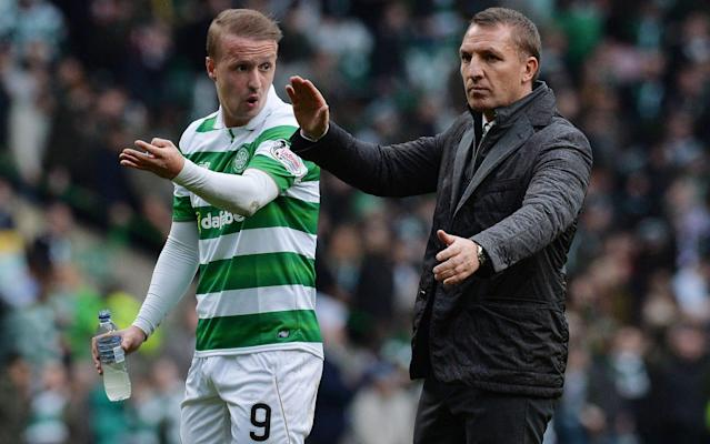 <span>Brendan Rodgers is already a winner in Scotland</span> <span>Credit: GETTY IMAGES </span>
