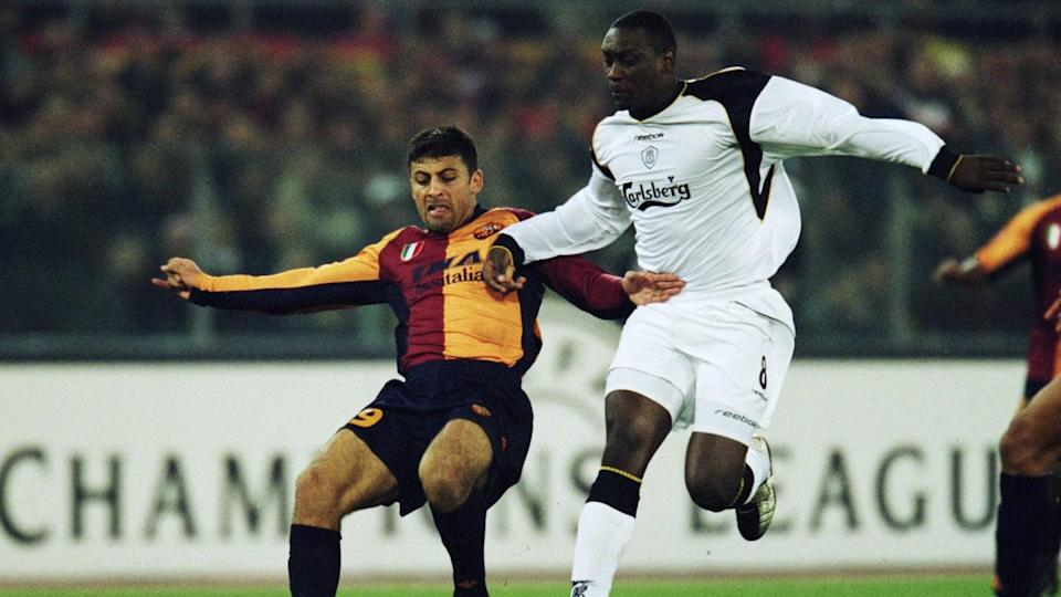 Emile Heskey, Walter Samuel | Alex Livesey/Getty Images