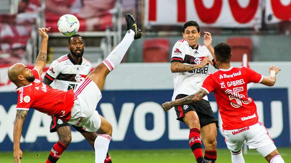 2020 Brasileirao Series A: Internacional v Flamengo Play Behind Closed Doors Amidst the Coronavirus   Getty Images/Getty Images