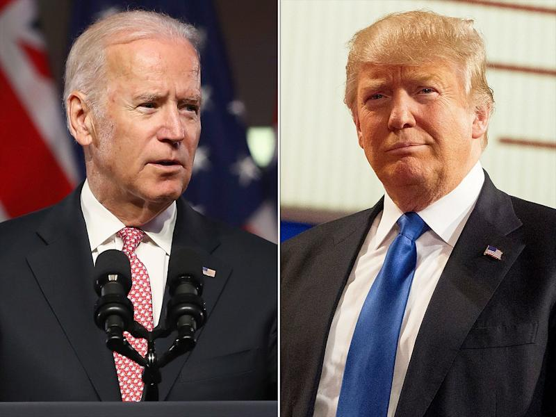 Trump Reportedly Told His Aides to Lie About Internal Polling That Showed Him Losing to Joe Biden