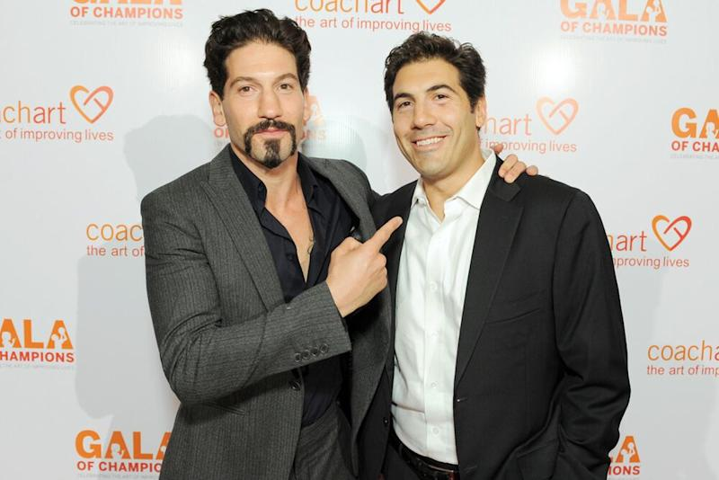 Brothers Jon and Tom Bernthal | Jordan Strauss/Invision/AP/Shutterstock