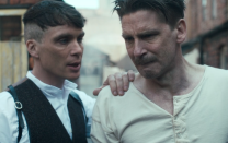 "<p>Set in 1919 Britain, this show centers around soldiers are returning home after World War I and gangs are fighting for dominance. One of the most prominent groups, the Peaky Blinders, is lead by war hero Thomas Shelby, who finds himself struggling to run a business while also leading a life of crime.</p><p><strong>How to Watch:</strong> <em>Peaky Blinders</em> is available on <a href=""https://www.netflix.com/title/80002479"" rel=""nofollow noopener"" target=""_blank"" data-ylk=""slk:Netflix"" class=""link rapid-noclick-resp"">Netflix</a>.</p>"