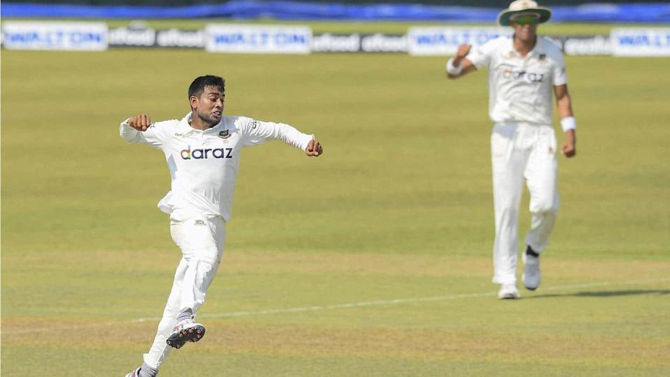 One-off Test, Day 4: Bangladesh top the show against Zimbabwe