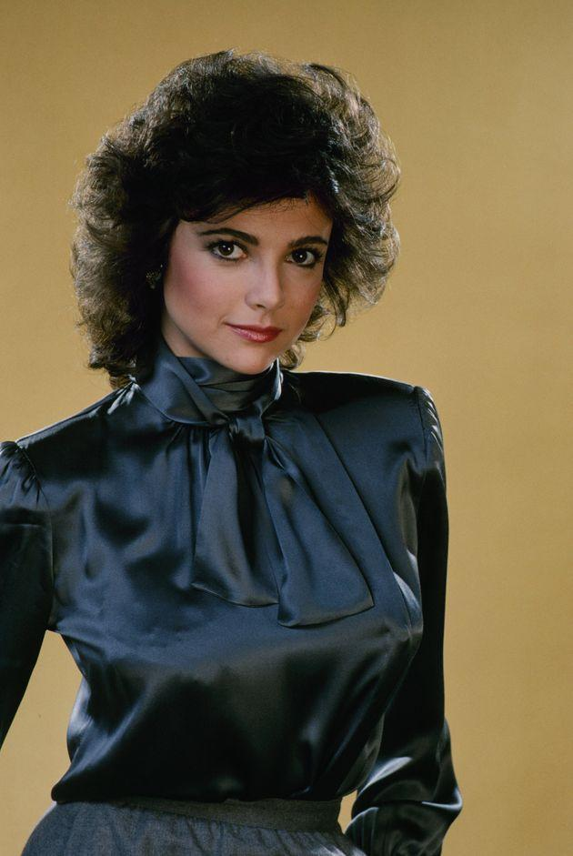 Emma as Fallon Carrington Colby in Dynasty (Photo: ABC Photo Archives via Getty Images)