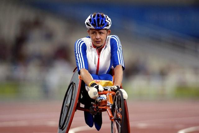 Tanni Grey-Thompson won 11 Paralympic gold medals and six world titles