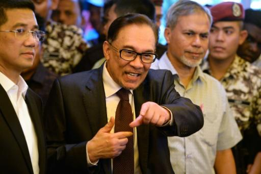 Anwar Ibrahim, who is expected to succeed Mahathir Mohamad as prime minister of Malaysia, has said he expects Najib will end up in jail as a huge corruption probe plays out