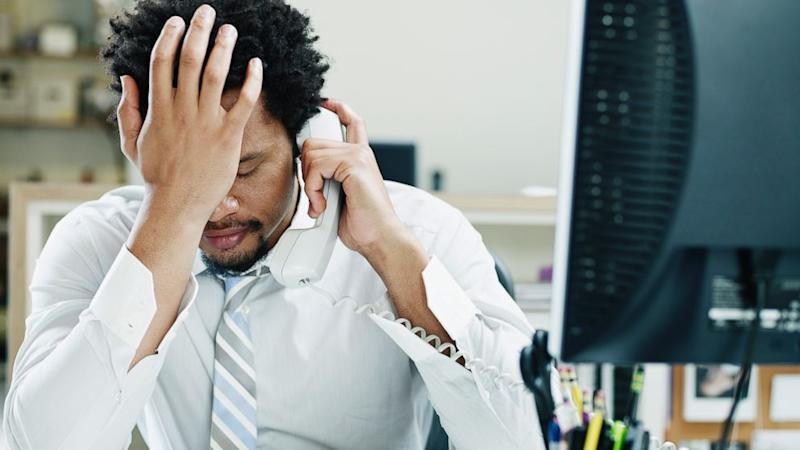 Meet the Man Whose Job Is to Put You on Hold