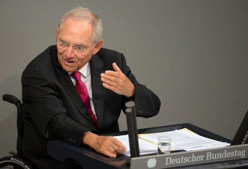 German minister dismisses talk of Spain debt purchases