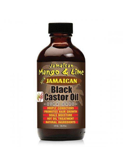 """<p><a href=""""https://blackhaircare.co.uk/collections/treatment/products/jamaican-mango-lime-black-castor-oil-extra-dark-4oz"""" rel=""""nofollow noopener"""" target=""""_blank"""" data-ylk=""""slk:BUY"""" class=""""link rapid-noclick-resp"""">BUY</a></p><p>It's no secret that castor oil is liquid gold for hair, but this mango and lime edition (which is also extra dark) is ideal for hot oil treatments that will rejuvenate your locks. <br></p>"""