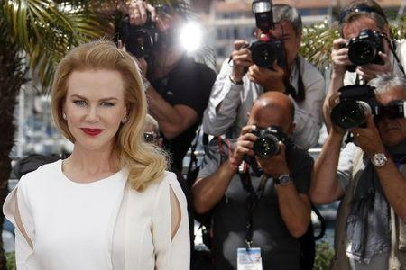 "Cast member Nicole Kidman poses during a photocall for the film ""Grace of Monaco"" out of competition before the opening of the 67th Cannes Film Festival in Cannes"