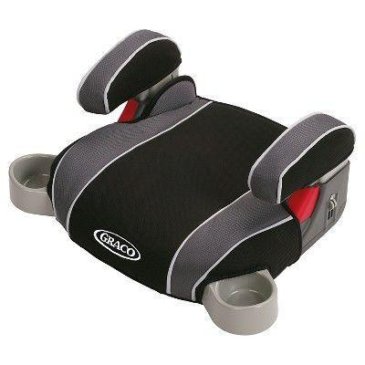 """<p><strong>Graco</strong></p><p>target.com</p><p><strong>$19.99</strong></p><p><a href=""""https://www.target.com/p/graco-backless-turbobooster-car-seat/-/A-17123510"""" rel=""""nofollow noopener"""" target=""""_blank"""" data-ylk=""""slk:Shop Now"""" class=""""link rapid-noclick-resp"""">Shop Now</a></p><p>Graco's backless option offers a <strong>super portable booster seat for kids who don't need added neck and back support</strong>. At $20, it's also more affordable than high back models, and it still offers the height and seatbelt guidance your child needs to stay safe. </p><p><strong>RELATED:</strong> <a href=""""https://www.goodhousekeeping.com/childrens-products/g4054/top-baby-registry-items/"""" rel=""""nofollow noopener"""" target=""""_blank"""" data-ylk=""""slk:The Top Baby Registry List Items All New Parents Need in 2021"""" class=""""link rapid-noclick-resp"""">The Top Baby Registry List Items All New Parents Need in 2021</a></p>"""