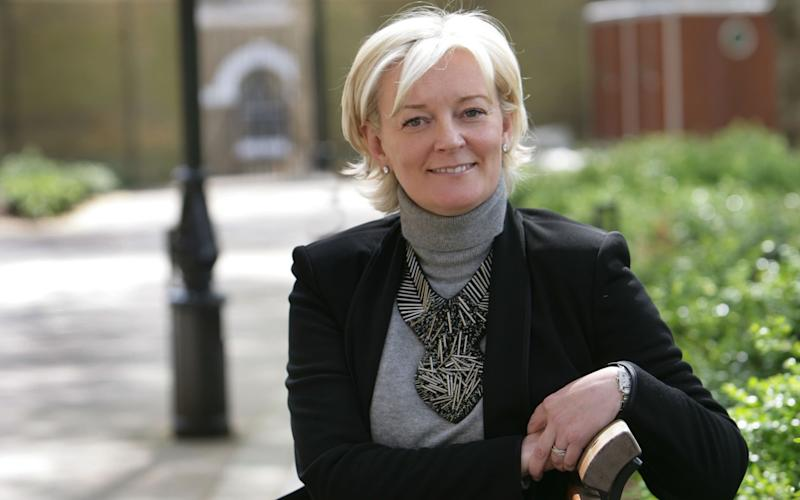 Jo Malone, one of Britain's biggest self-made businesswomen, left school at 15 with no qualifications - Martin Pope