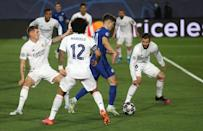 Real Madrid are one of the three clubs facing potential expulsion from the Champions League