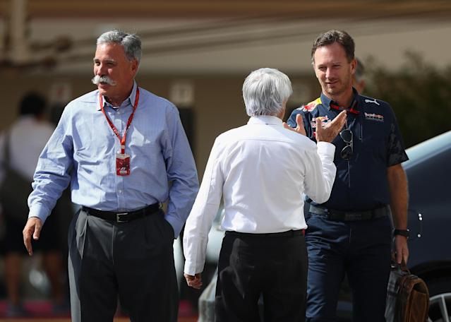 Exclusive: Christian Horner On Liberty Media's Formula One Takeover