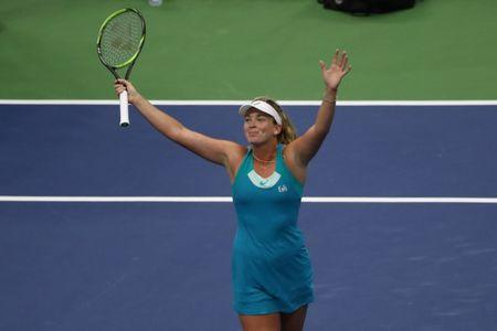 Madison Keys becomes fourth American to reach US Open quarter-finals