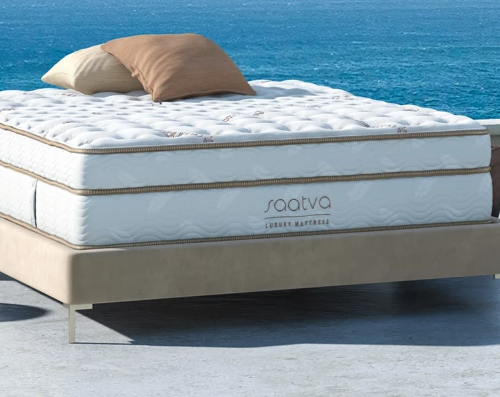 """<h2>Hybrid Mattress</h2> <br><a href=""""http://refinery29.com/en-us/best-mattress-brands-reviews"""" rel=""""nofollow noopener"""" target=""""_blank"""" data-ylk=""""slk:We tested 11 top-rated mattress styles"""" class=""""link rapid-noclick-resp"""">We tested 11 top-rated mattress styles</a> — and Saatva hybrid (spring and foam) style reigns supreme. While this big investment purchase was not carted up in the hundreds, it still picked up cart steam in July as a prevalent reader buy. <br><br>As our reviewer states, """"Saatva's <a href=""""https://www.saatva.com/mattresses/saatva-classic"""" rel=""""nofollow noopener"""" target=""""_blank"""" data-ylk=""""slk:Classic in Luxury Firm"""" class=""""link rapid-noclick-resp"""">Classic in Luxury Firm</a> comes as close to the future as I've seen. Unlike many online mattresses, it has springs inside, which is a must for me, as all-foam mattresses give me that 'help I'm stuck and I can't get up' feeling. Upon the first trial, I was immediately skeptical of its 'Euro pillow top' as too squishy and hilly, as I like a more uniform surface, but the thought fled my mind as quickly as it entered it because I fell asleep immediately. I woke up without the sore back I typically get from beds that are slightly softer than a wooden board.""""<br><br><em>Shop <strong><a href=""""https://www.saatva.com/mattresses/saatva-classic"""" rel=""""nofollow noopener"""" target=""""_blank"""" data-ylk=""""slk:Saatva"""" class=""""link rapid-noclick-resp"""">Saatva</a></strong></em><br><br><strong>Saatva</strong> Classic Mattress, $, available at <a href=""""https://go.skimresources.com/?id=30283X879131&url=https%3A%2F%2Fwww.saatva.com%2Fmattresses%2Fsaatva-classic"""" rel=""""nofollow noopener"""" target=""""_blank"""" data-ylk=""""slk:Saatva"""" class=""""link rapid-noclick-resp"""">Saatva</a><br><br><br><br><br>"""