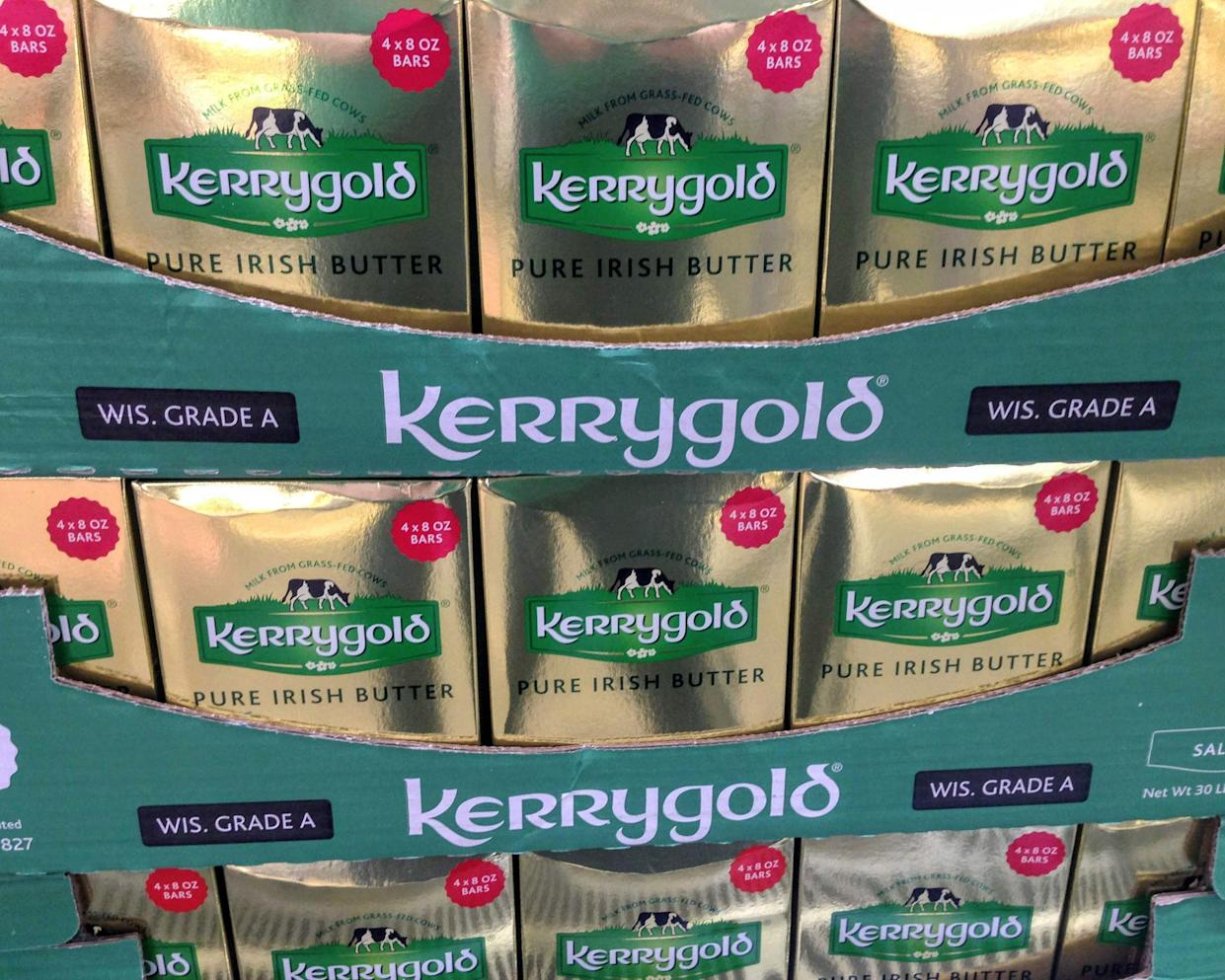 Kerrygold Imported Pure Irish Butter