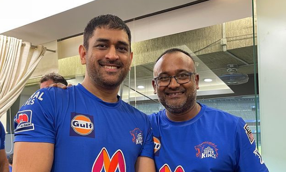 MS Dhoni-Russell